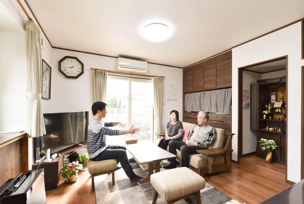 「終の棲家」福島市_注文住宅レポート