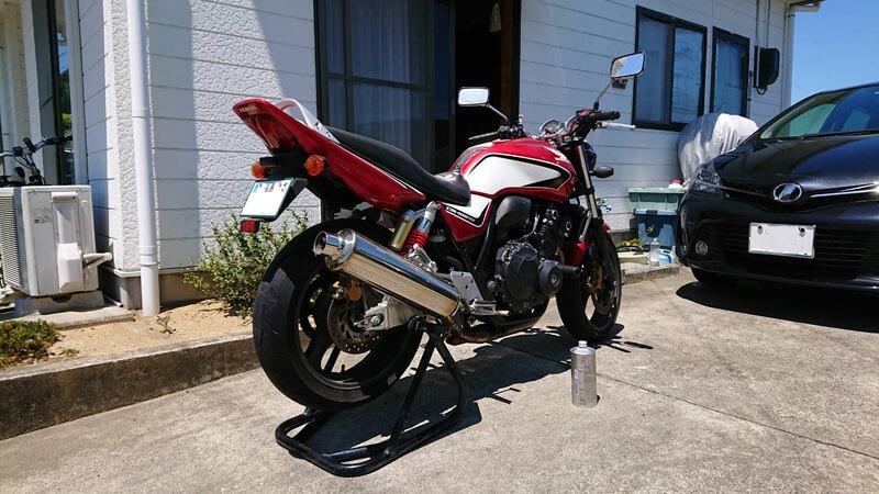 バイクでGO! #01