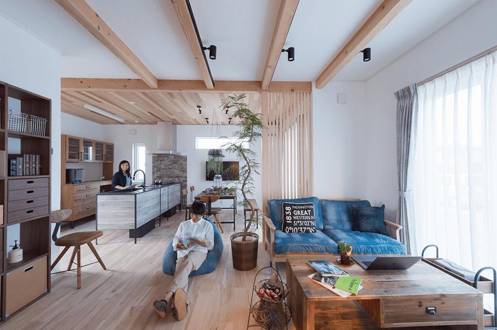 大木戸モデルハウス