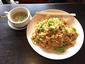四川ピリ辛炒飯