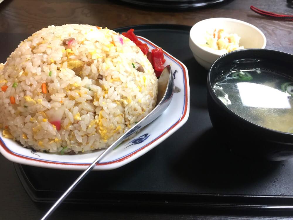 週刊炒飯《チャーハン》南相馬市鹿島区♯03_鈴木食堂