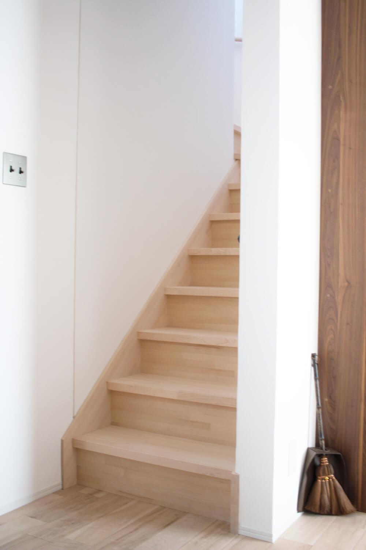 家を建てるならリビング階段をおすすめします!