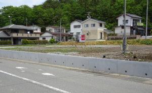 橋本町分譲地