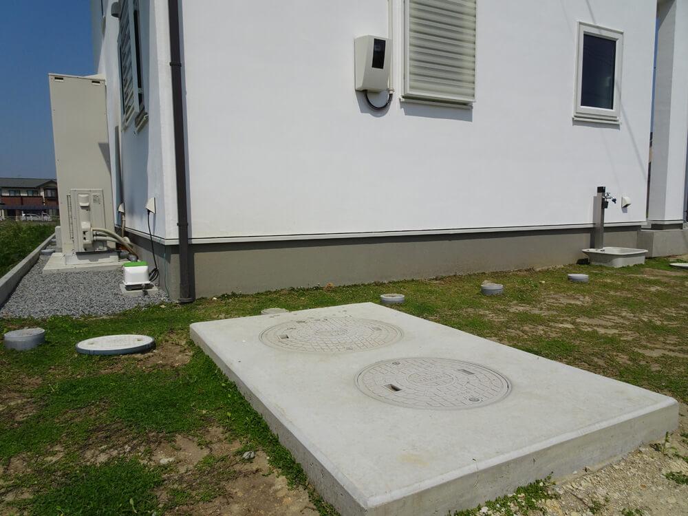 排水(浄化槽)