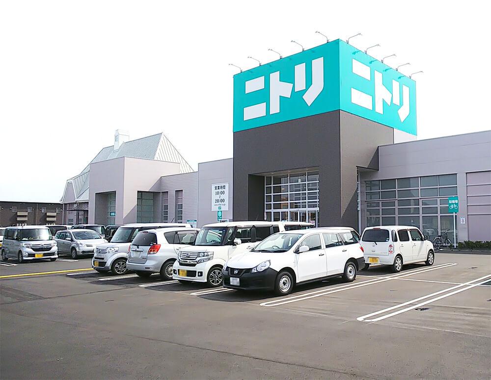 ニトリ南相馬原町店 オープン!!