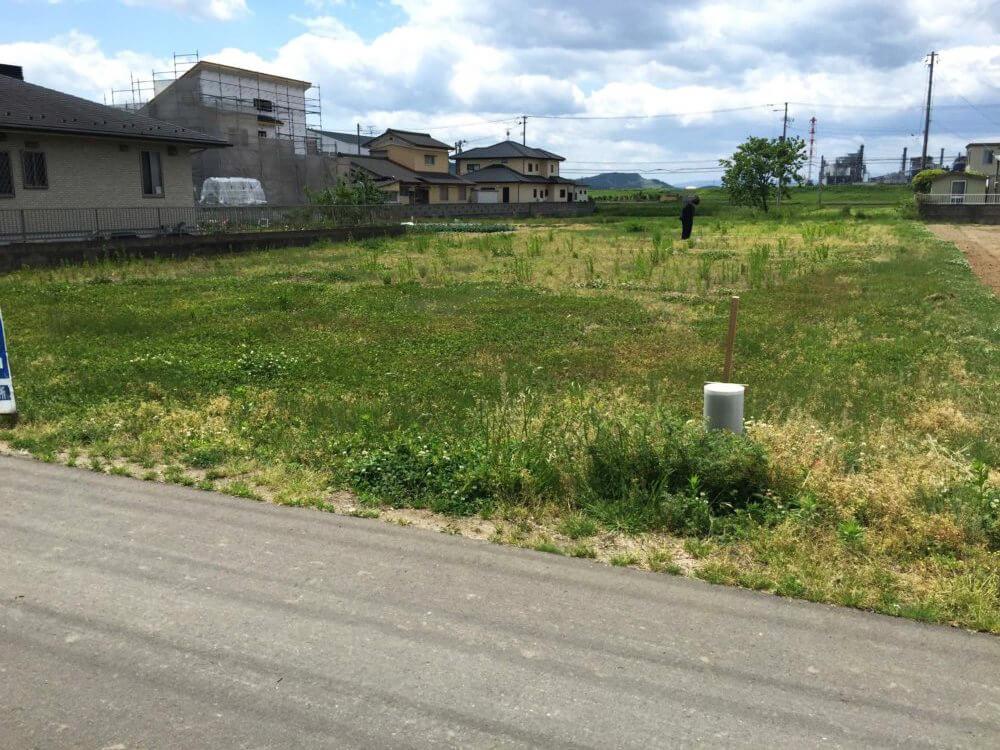 実家の農地に家を建てる in南相馬市