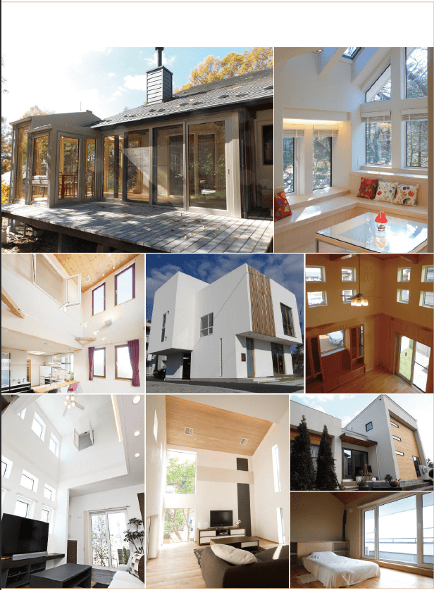 窓・サッシ|仕様と設備|アイリスの家